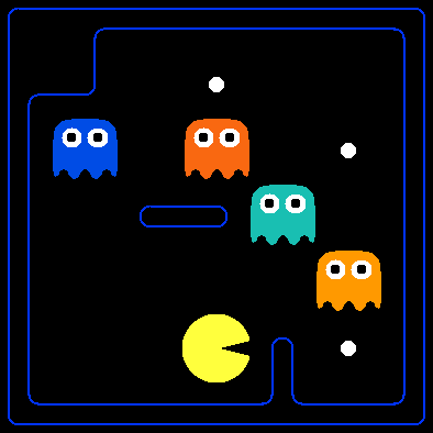 Logical Pacman