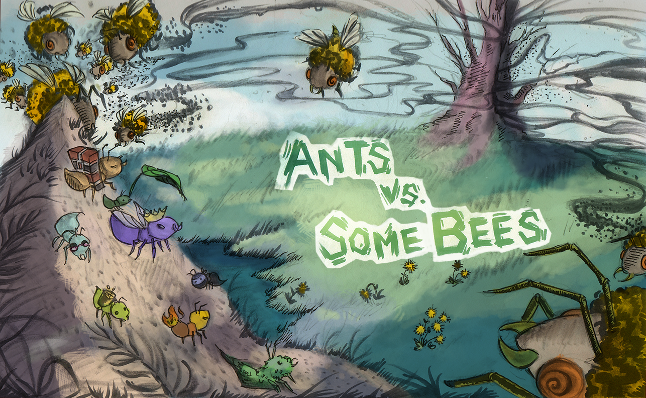 Project 3: Ants Vs  SomeBees | CS 61A Spring 2016