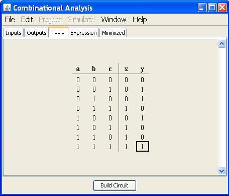 CS61CL Fall 2008 Lab 16: Boolean Logic