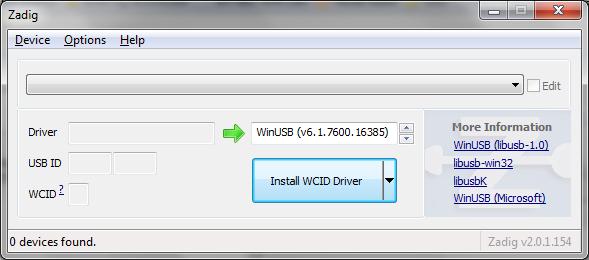 RTL-SDR Installation Instructions